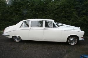 Daimler DS420 7 seat wedding limousine, early Vanden Plas model, immaculate