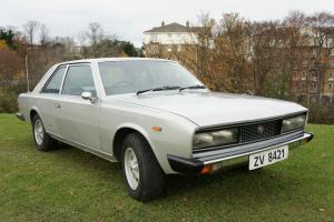 1973 FIAT 130 AUTO 29,000 MILES - FOR AUCTION 31.1.2014
