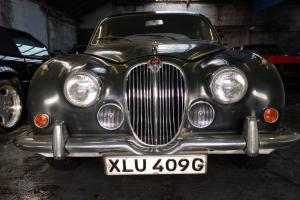 JAGUAR MK2 1968 1 FAMILY OWNED FROM NEW