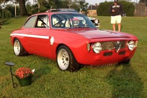 1966 Alfa Romeo Stepnose GTV