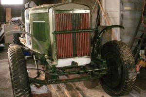 Morris Commercial 1936 CD 6x4 Reconnaissance Car for further restoration