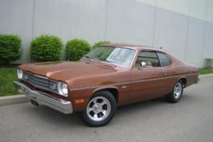 1974 Plymouth Duster Base Coupe 2-Door 5.2L 10,000 miles