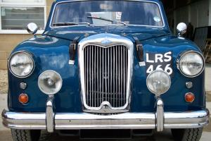 Riley 2.6 Classic Rally Car For Sale - Marathon Specification