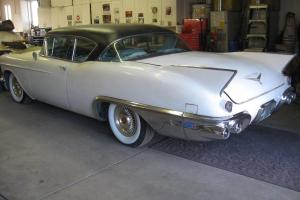 1957 Cadillac Eldorado Seville--RUST FREE  NEVADA CAR