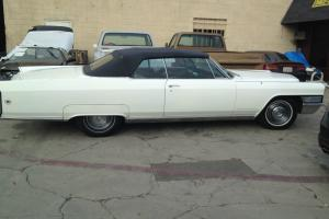 1965 Cadillac Eldorado Base Convertible 2-Door 7.0L Photo