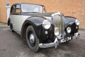 1953 LEA FRANCIS 14HP LIGHT SALOON