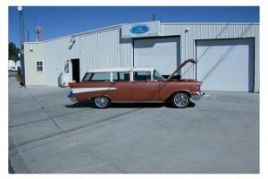 1957 Chevrolet 210 Station Wagon 200 Miles