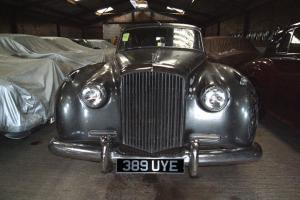 1956 Bentley S1 4 door saloon