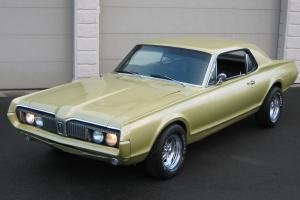 1967 Mercury Cougar-------Excellent Condition-------Fast and Supersharp Looking Photo