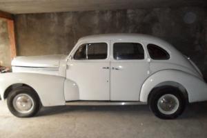 Opel Campo 1938