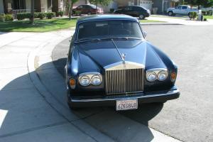 1976 Rolls Royce Silver Shadow Photo