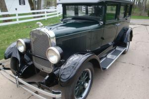 PEERLESS 6-60 Cleveland OHIO Motor Car Restored