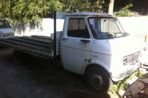 Bedford CF350 LWB CAB Chassis 1979 6CYL Auto in Southport, QLD