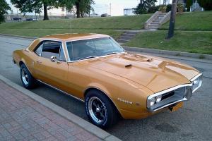 1967 Firebird - Recently Restored