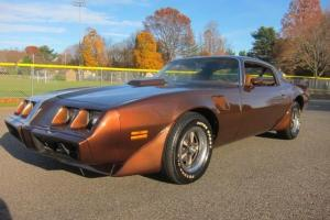 1979 TRANS AM 403C.I. MATCHING #'S 50,000 MILE SURVIVOR
