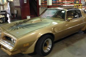 1978 PONTIAC TRANS AM - CLASSIC -