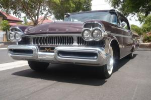 1957 Mercury Turnpike Cruiser 4 Door Hardtop
