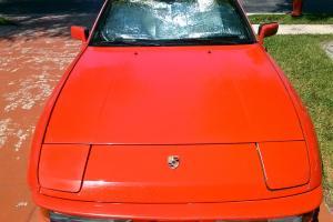 1987 Porsche 924S Coupe