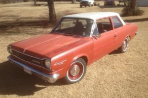 1966 AMC Rambler American 220 2 dr sedan...............33K original miles