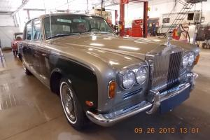 1969 Rolls-Royce Silver Shadow T1235584