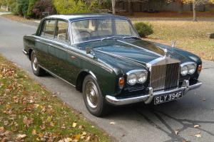 1967 Rolls Royce Silver Shadow Photo