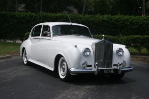 1961 Rolls Royce Long Wheel Base