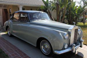 Rolls Royce Silver Cloud I   1958 Only 11950 Original miles