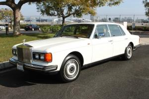 1986 Rolls Royce Silver Spur ONE OWNER 11k ORIGINAL MILES PERFECT!