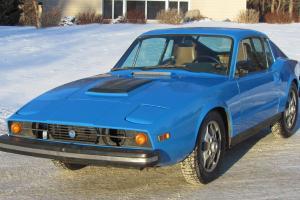 Saab Sonett III V4 engine, not Datsun, not MG, not Triumph