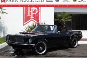 1968 Shelby GT500 Convertible Custom