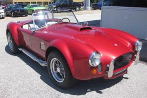 1967 SHELBY COBRA 427 REPLICA 5 SPEED  SHOW CAR 2,500 MILES