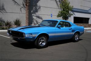 1970 Shelby GT350 Photo