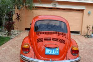 1974 Vintage VW Beetle