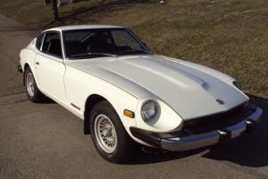 1974 Datsun 260z Original Survivor Original Paint Photo