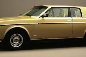 1980 Volvo Bertone coupe 262C manual trans - rare