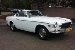 1966 volvo p1800 s 2dr 4sp overdrive