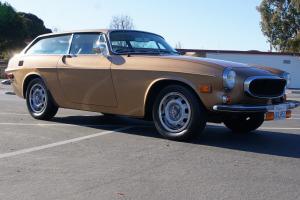 No Reserve: 1973 Volvo 1800ES