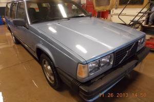 1988 Volvo 740 Turbo T139170