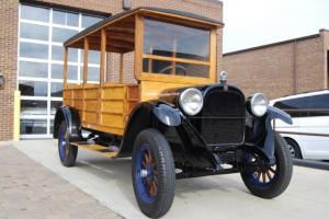 1925 Dodge Brothers Woody Taxi,6 passanger,All Wood,Show car,truck