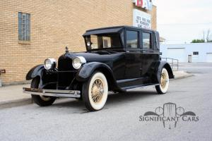 1925 Duesenberg Model A Close Coupled Sedan - Amazing Original Car! Photo