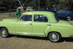 Mercedes Benz 1958 Ponton 220s in Bankstown, NSW