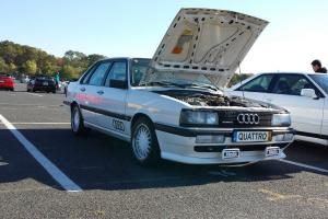 white 4000cs quattro