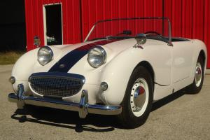1958 Austin Healey Bug Eye-Very low original miles 62167