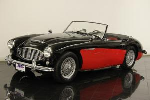 1961 Austin Healey 3000 BT7 Mark I Roadster Restored Numbers Matching 2912cc
