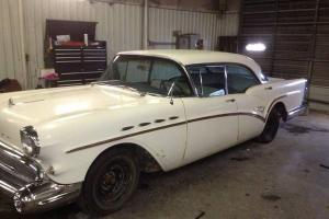 1957 Buick Century 4 dr. H/T