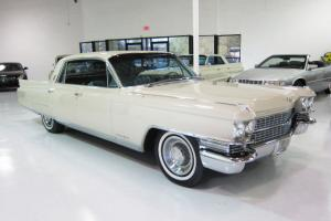 1963 Cadillac Sixty-Special Fleetwood 4dr sedan - 1-Owner -75K Orig Miles -MINT!
