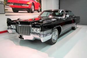 1970 CADILLAC SEDAN DEVILLE ABSOLUTELY THE FINEST TO BE FOUND ANYWHERE