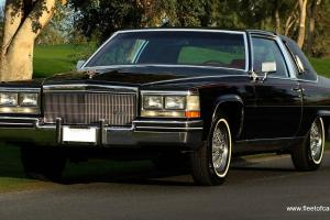 1984 Cadillac Fleetwood Brougham Coupe 39K miles Collector Owned NO RESERVE!