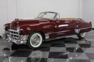 HARD TO FIND CADDY CONVERTIBLE, POWER TOP, 331CI V8, NEW TIRES, VERY NICE CAR