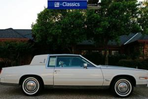 1980 Cadillac Eldorado Biarritz 6.0 Astro Roof 17K Miles - Collector's Finest!